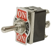 DPDT-CO 20 Amp Momentary Toggle Switch 66-1851
