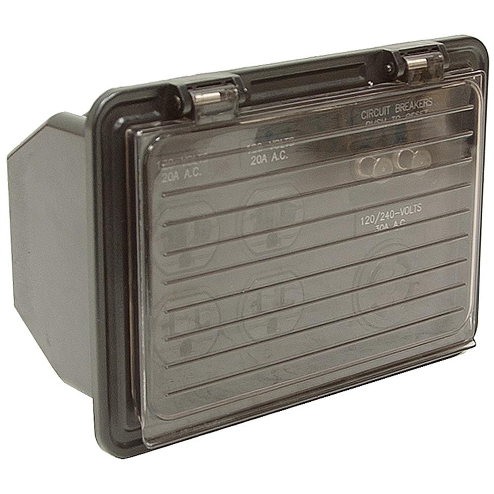 120 240 Volt Ac Generator Panel Box Enclosures Panels Circuit Alternate 3