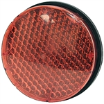 "120 Volt AC 8"" Red Led Traffic Signal Light"