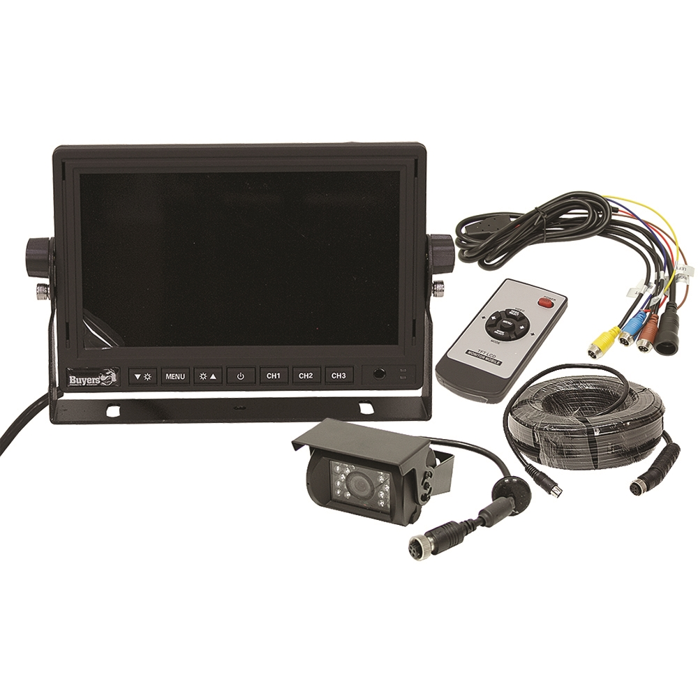 12 VDC VEHICLE COLOR CAMERA SYSTEM