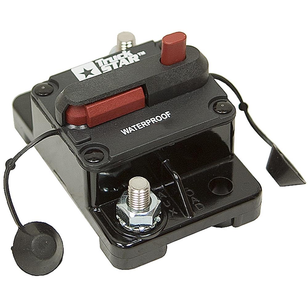 150 Amp Manual-Reset DC Circuit Breaker BPC