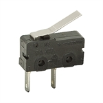 SPNO 5 Amp E-Switch MS Series Mini Microswitch