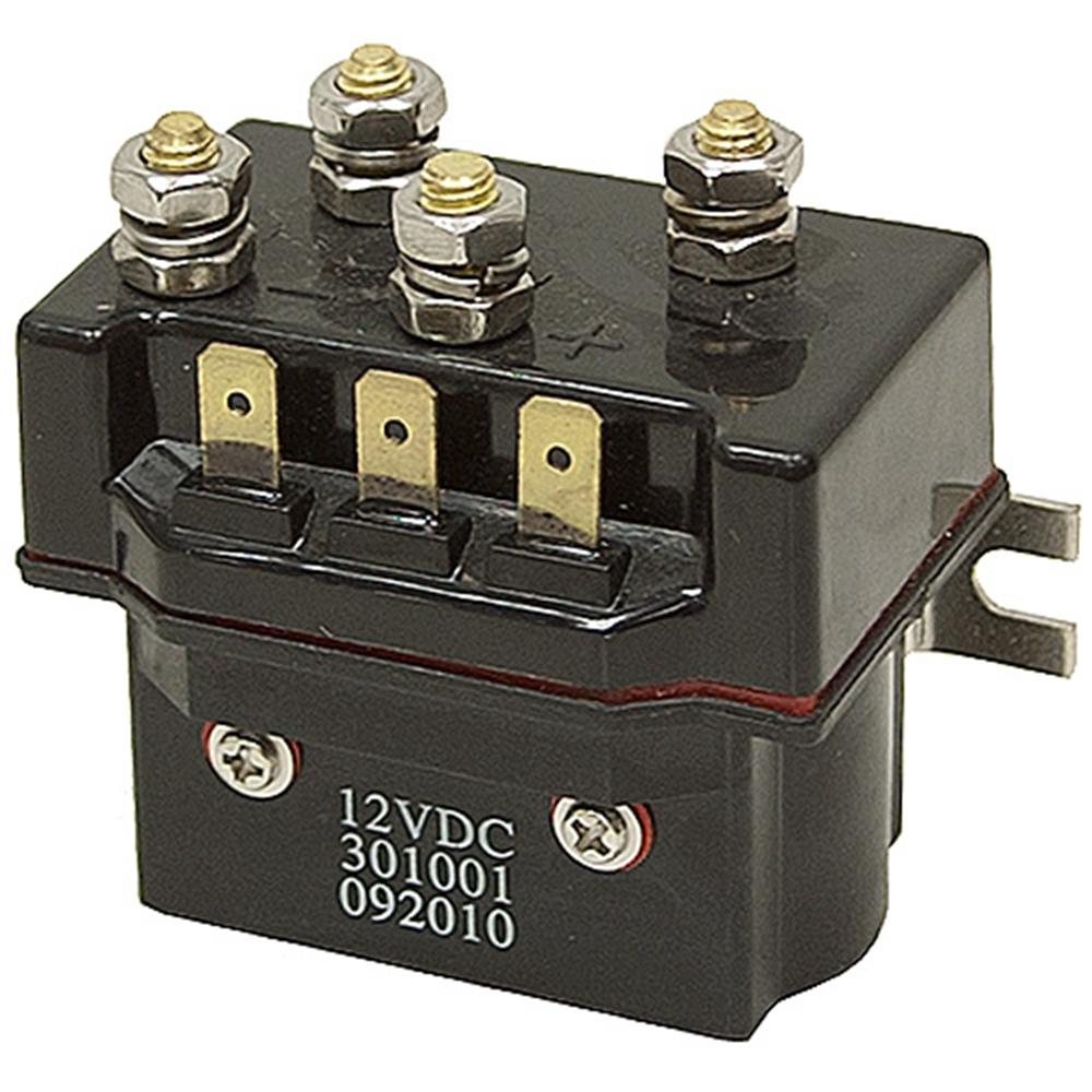 12 Volt Dc 150 Amp Motor Reversing Contactor
