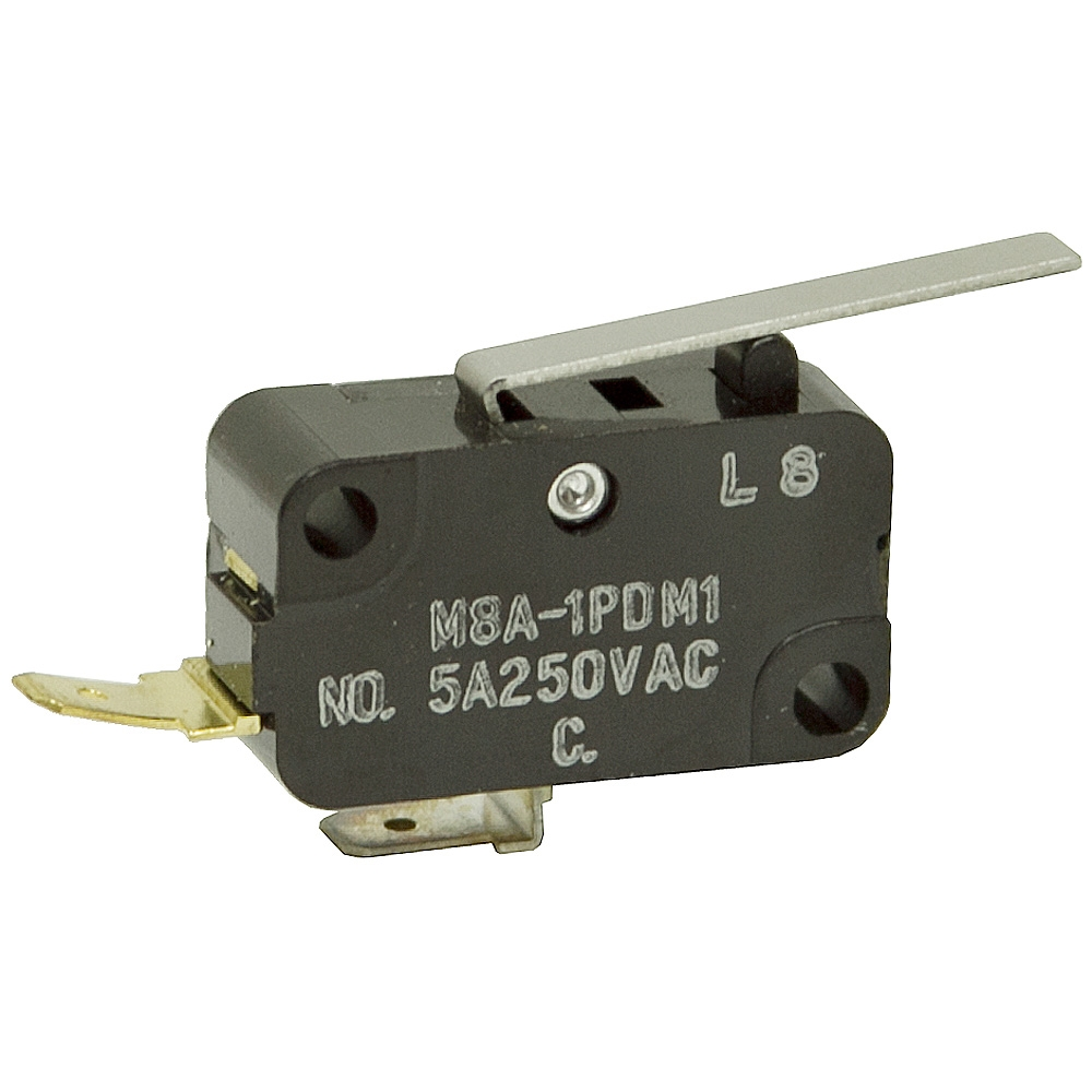 Spno Lever Microswitch M8a 1pdm1 Microswitches