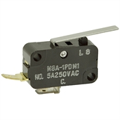 SPNO Lever Microswitch M8A-1PDM1