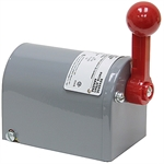 1.5 / 2 HP 115/230 Volt AC Momentary Rev Drum Switch