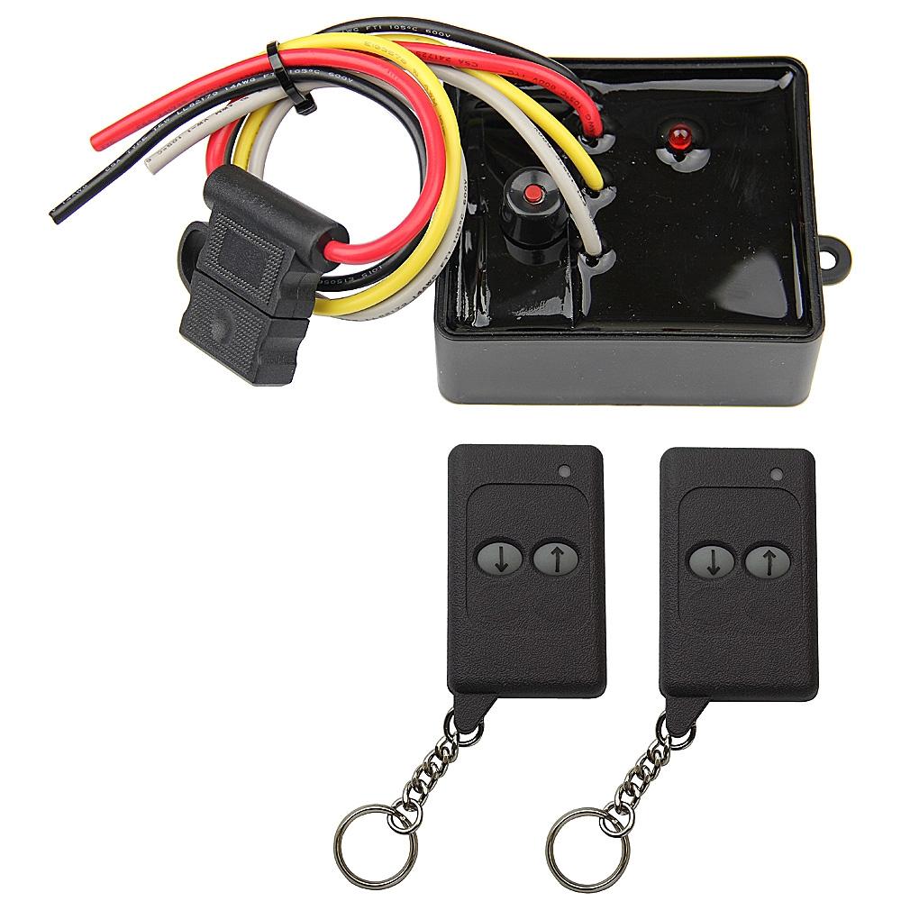 40 Amp 12 Vdc Motor Reversing Wireless Controller Dc Relays Contactors Solenoids Relays
