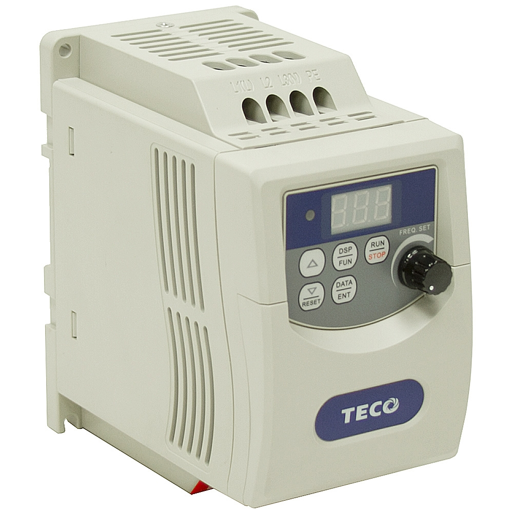 1 hp teco vfd 115 vac 1ph input 3ph output variable for Vfd for 5hp motor