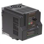 2 HP TECO VFD Motor Controller 230 Volt AC 1Phase Input 3 Phase Output Variable Frequency Drive L510-202-H1-U