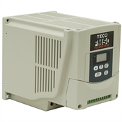 2 HP TECO VFD 230 Volt AC 1Ph Input 3Ph Output