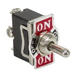 SPDT-CO Momentary Toggle Switch 20 Amps