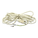 "18/3 212"" Long White Power Cord 2800045"
