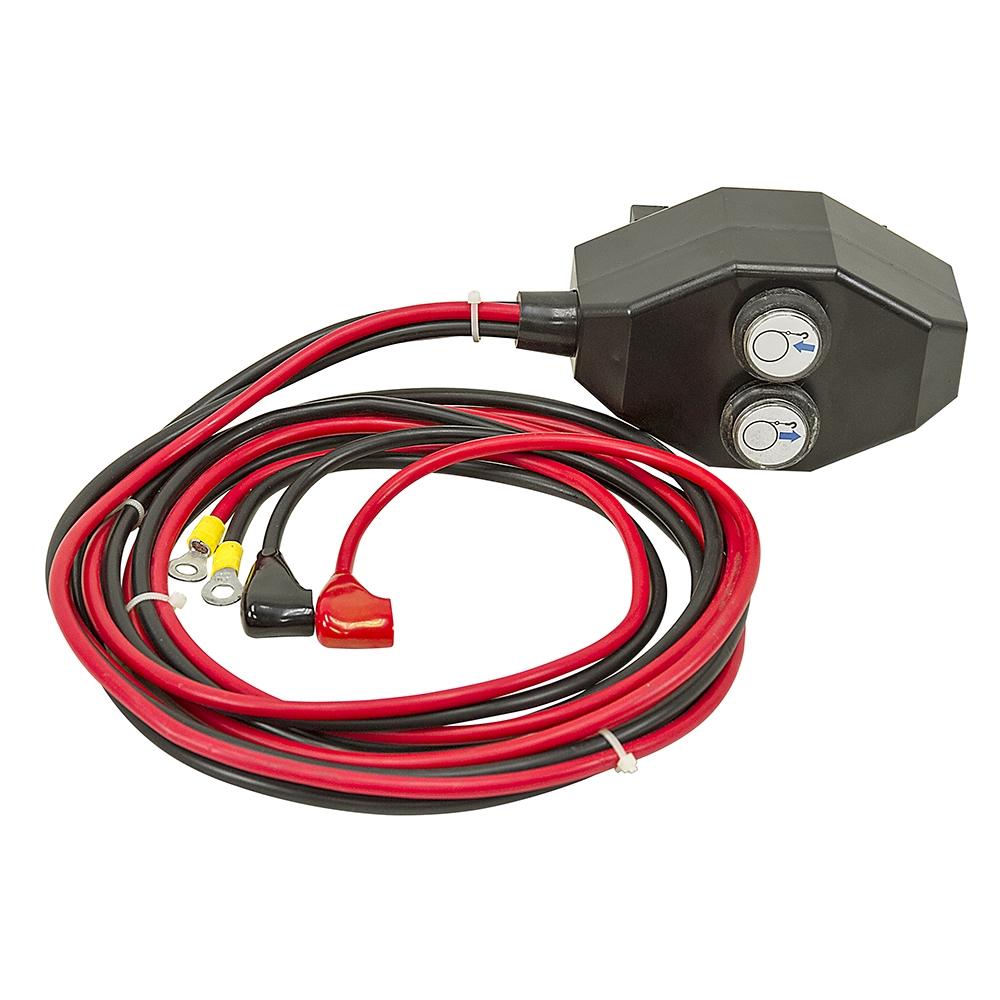 12 Volt DC Winch Motor Control Pendant | Power Transfer ...
