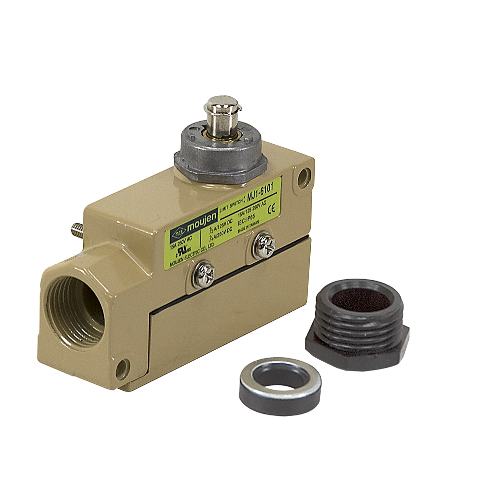 MJ1 6101 Enclosed Limit Switch Top Push Plunger Limit