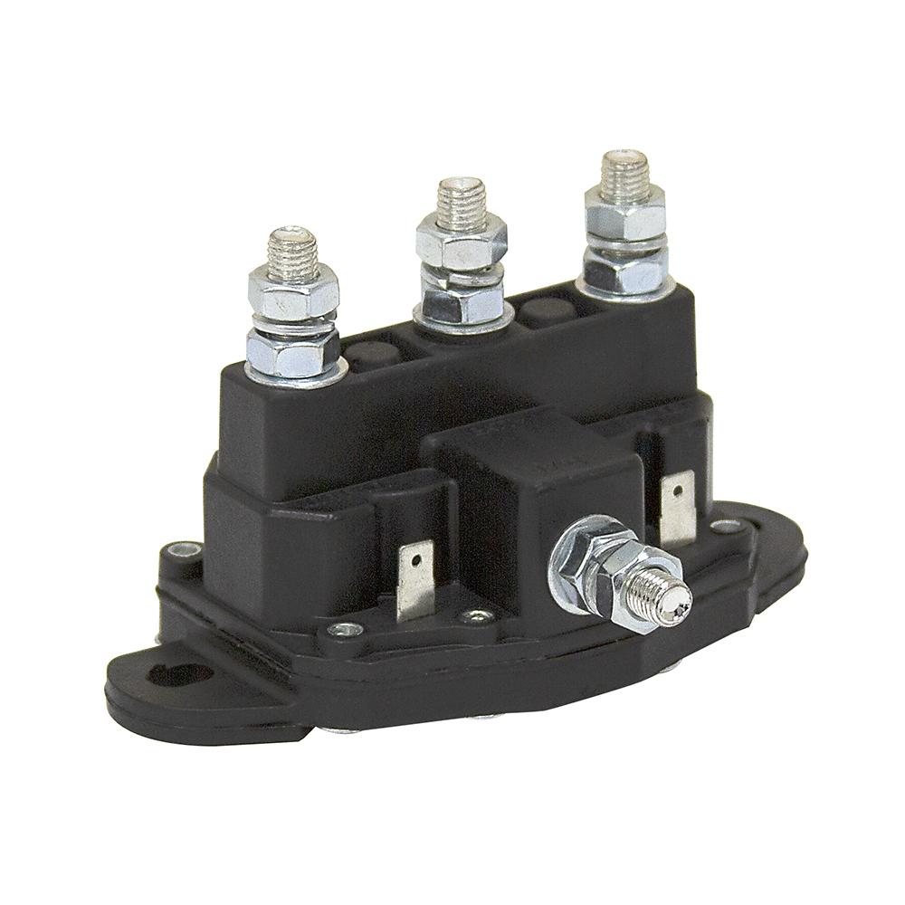12 Volt DC Reversing Solenoid For Permanent Magnet Motors