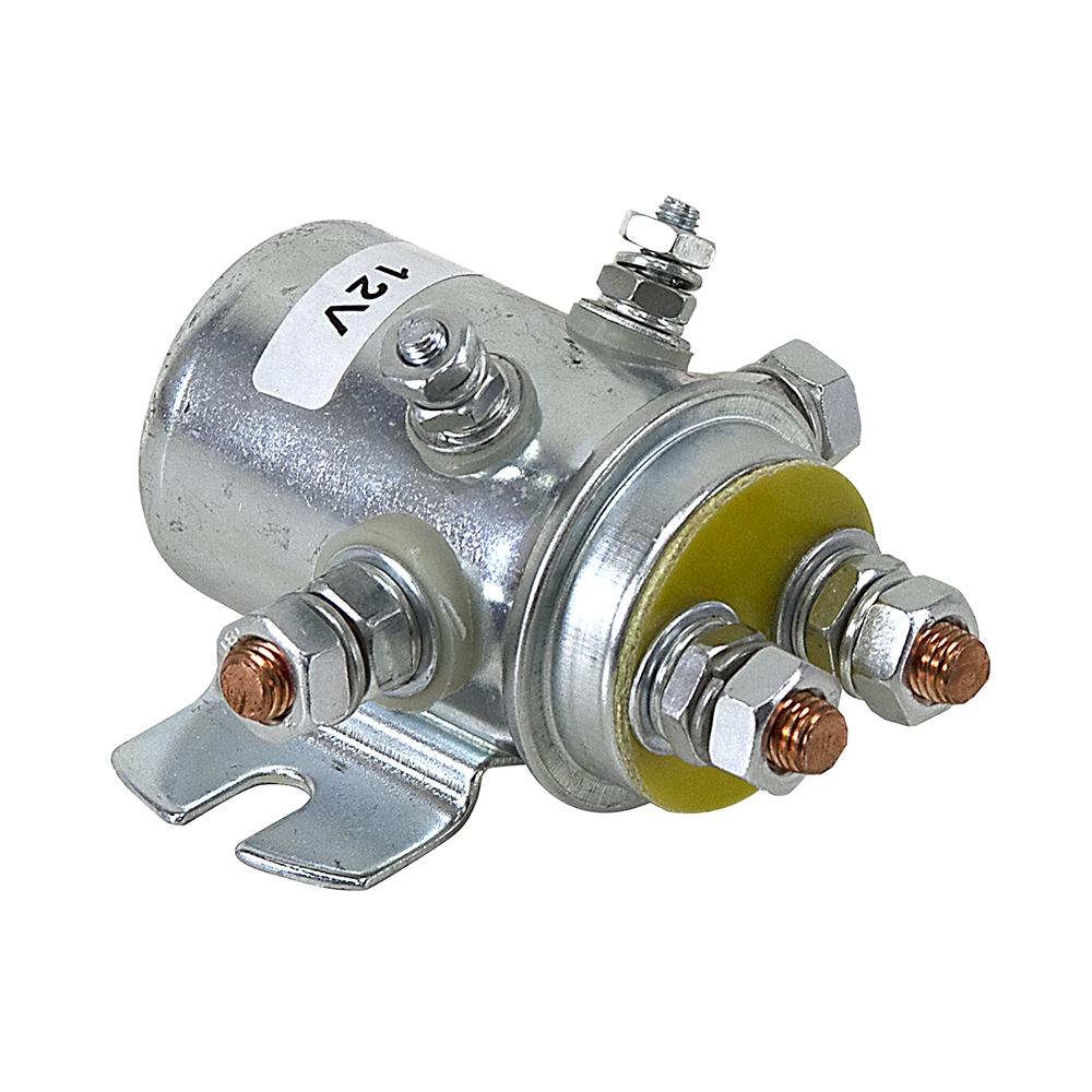 12 Volt 6 Terminal Winch Motor Solenoid | DC Relays ...