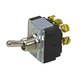 3PST 15 Amp Toggle Switch