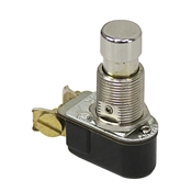 SPST 6 Amp Carling Pushbutton Switch