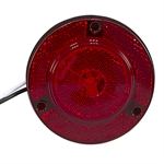 12 Volt DC Optronics LED Red Marker Light MCL52RHXB