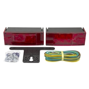 12 Volt DC Blazer International LED Submersible Trailer Light Kit C7280