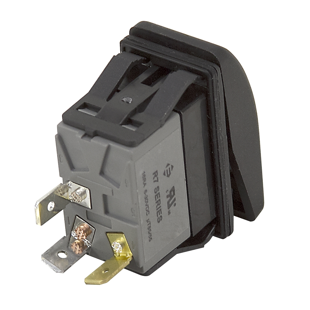 Spst Rocker Switch 12 Volt Dc Lighted