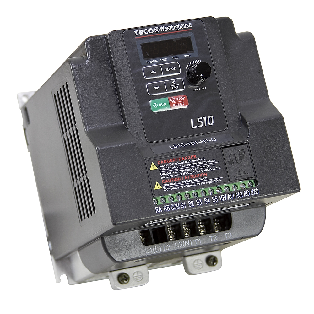 1 hp 115 volt ac 1 phase input 3 phase output variable for Variable frequency drive motor