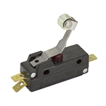 15 Amp SPDT Roller Lever Microswitch
