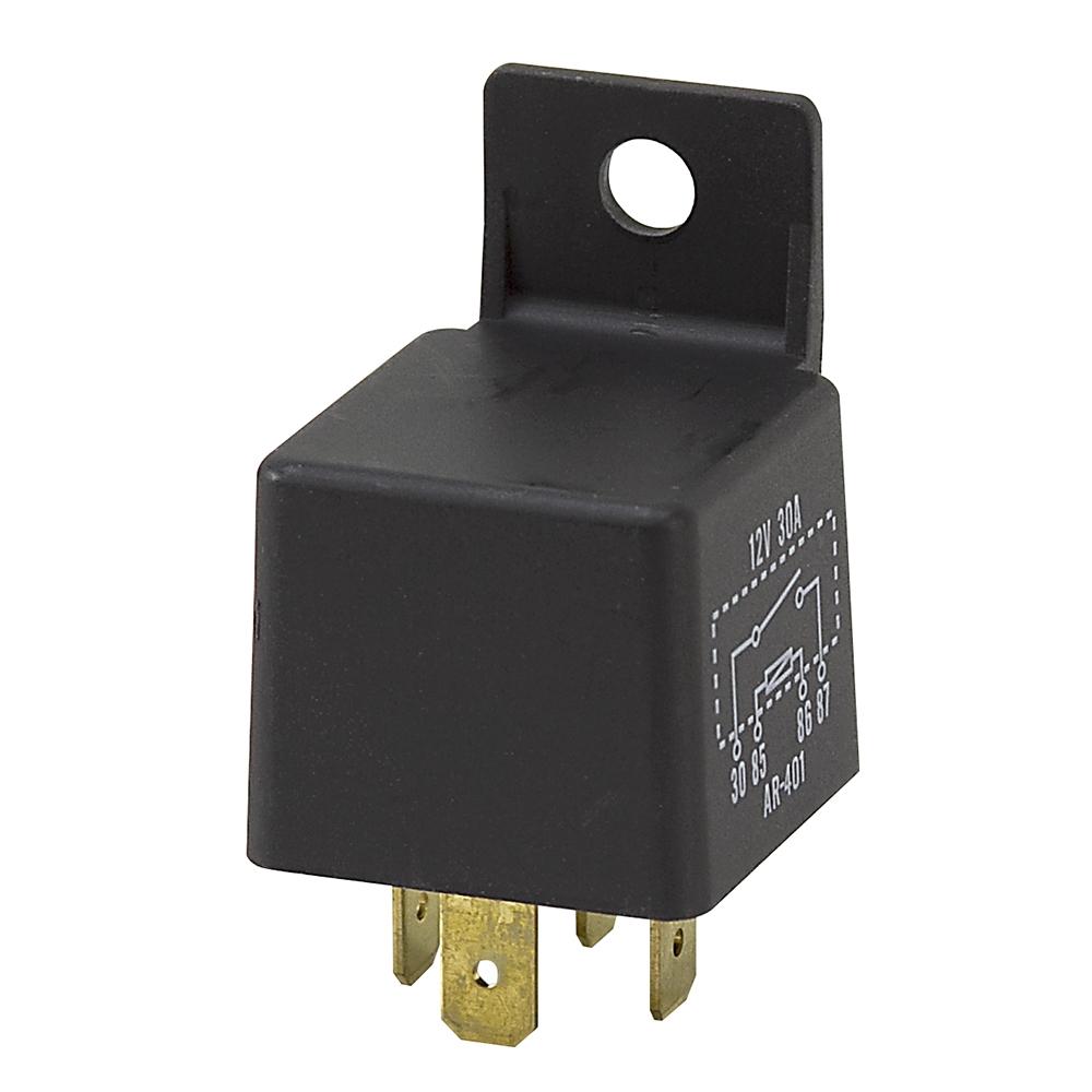 12 Volt DC 30 Amp SPST Relay DC Relays Contactors Solenoids