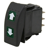 20 Amp 12 Volt DC SPDT Illuminated Rocker Switch
