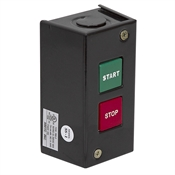 Two Button Start Stop Station Relay & Control Corp SS-1
