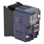 1 HP FUJI FRN0.75C1S-2QK 240 VAC 3PH to 3PH Out Variable Frequency Drive
