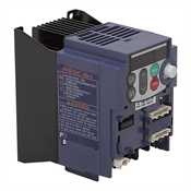 1 HP FUJI FRN0.75C1S-2QI 240 VAC 3PH to 3PH Out Variable Frequency Drive