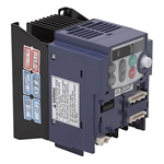1 HP FUJI FRN0.75C1S-2QB2 240 VAC 3PH to 3PH Out Variable Frequency Drive