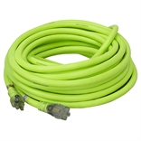 50' 10/3 Flexzilla 727-103050FZL5F Extension Cord