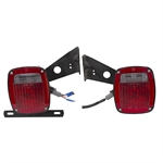 Truck Utility Tail Light Set