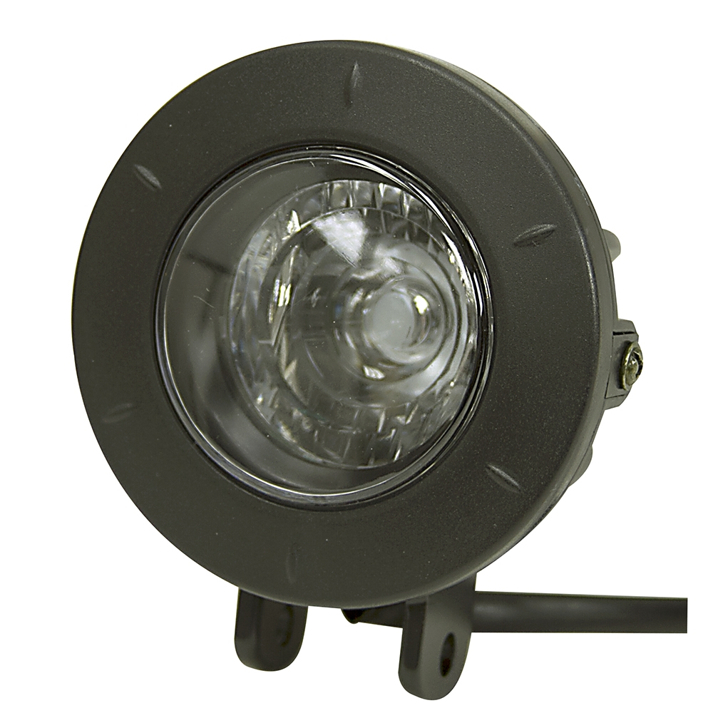 12 Volt Dc Led Light Fixtures: 12 Volt DC Raven LED Headlight Utility Light