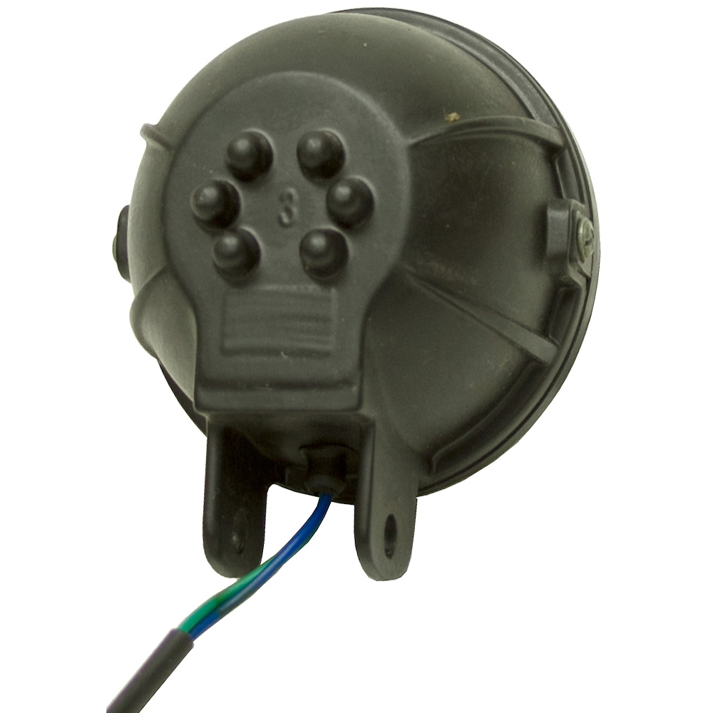 Led Lights For Utility Tractors : Volt dc raven led headlight utility light new takeout