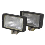 12 Volt DC 800 Lumen LED Wireless Pair Flood Lights