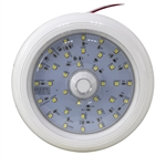 12-24 Volt DC Dome Light W/Built-in Switch