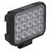 "12-24 Volt DC 9000 Lumen 15 LED 5.9"" Rectangular Flood Light - Alternate 1"
