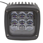 "12 Volt DC 5"" AP00519G Blue LED Spot LIght"