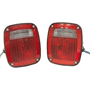 Tail Light Pair Left & Right