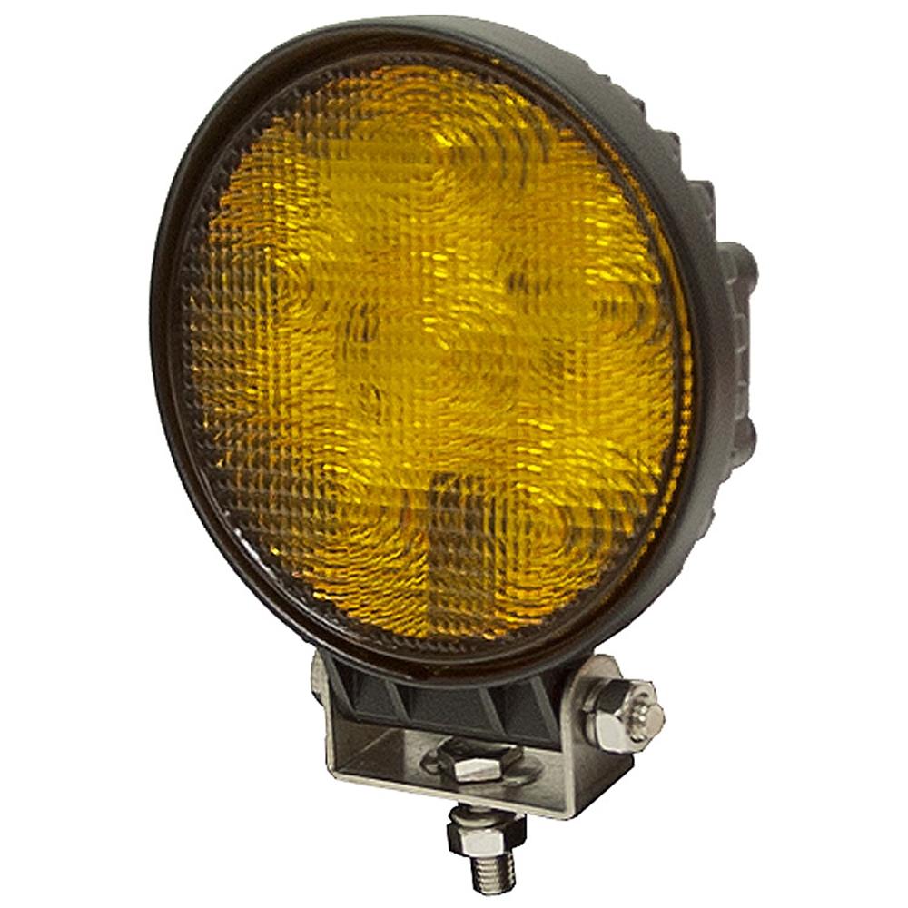 Led Utility Light : Vdc lumens amber led utility light dc mobile