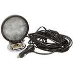 12 Volt DC 1140 Lumens LED Utility Light Magnetic Base Buyers Products 1492130