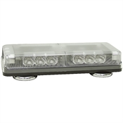 12 Volt DC 18 Led 19 Patterns Low Profile Light Bar