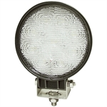 12-24 Volt DC 1710 Lumen LED Flood Light Round Buyers Products 1492114