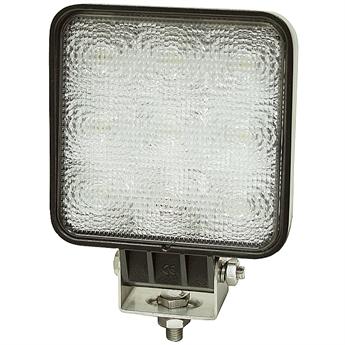 12 24 vdc 1500 lumen led flood light square1492119 dc mobile equipment lights lights. Black Bedroom Furniture Sets. Home Design Ideas