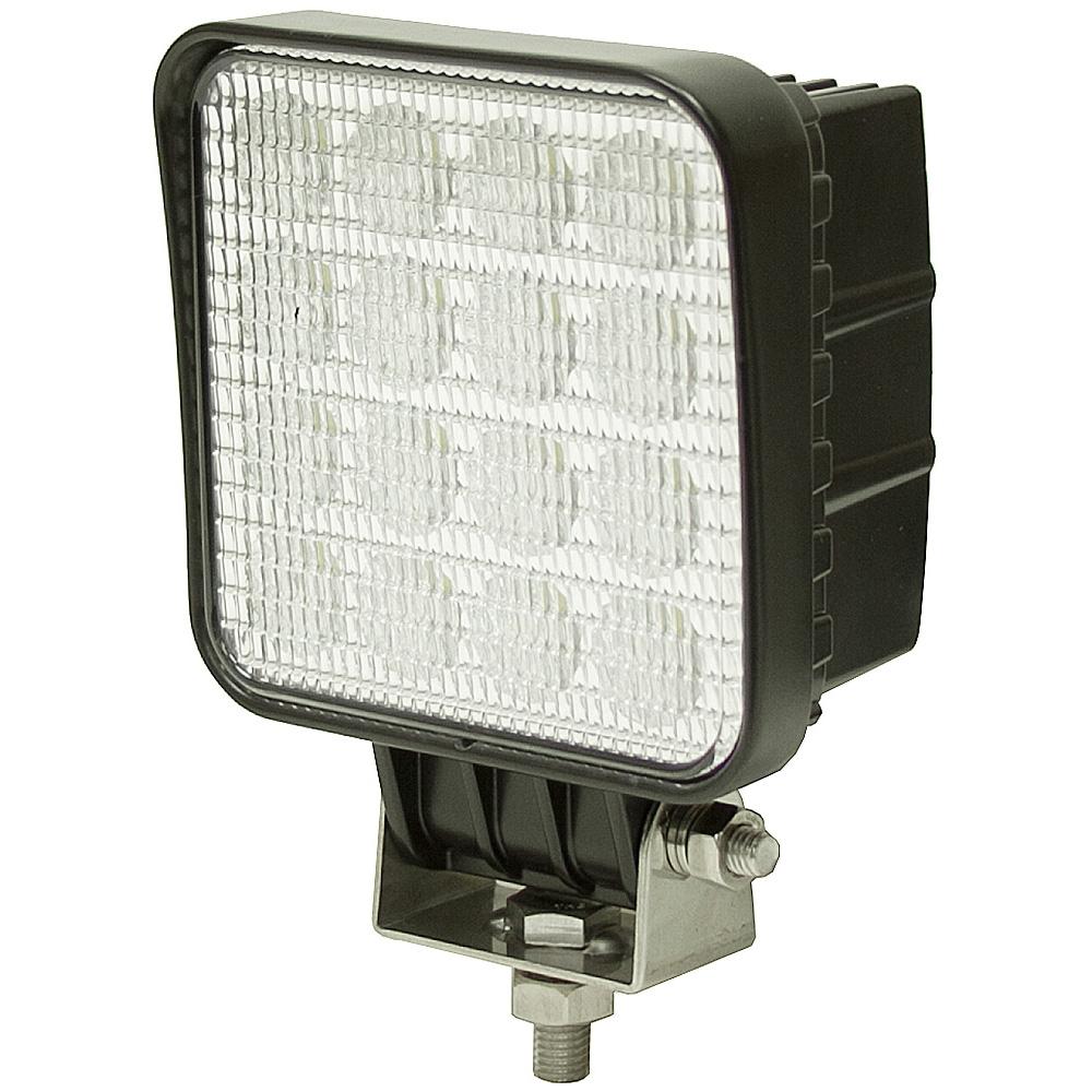 12 24 vdc 3120 lumen 16 led utility flood light dc mobile equipment lights lights. Black Bedroom Furniture Sets. Home Design Ideas
