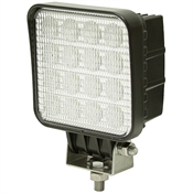 12-24 Volt DC 3120 LUMEN 16 LED Utility Flood Light
