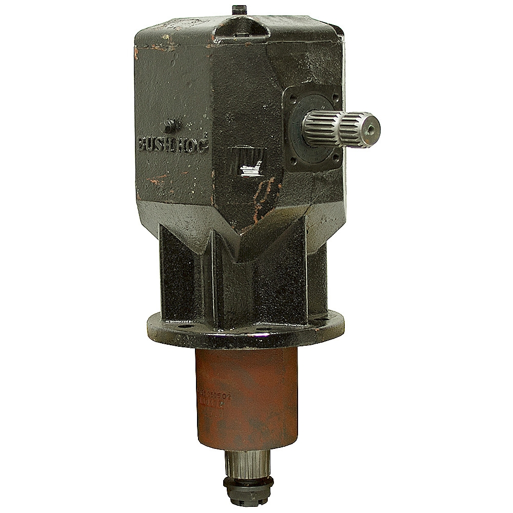 1 05 1 Ra Gearbox Bush Hog U0 125 0505 02 Rotary Cutter